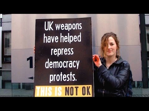 Campaign Against Arms Trade: Right Livelihood Award Laureate 2012