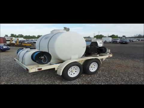 2006 Hydro-Engineering GHO-Series 5/3000GNOTT/M pressure washer trailer | auction October 26, 2016