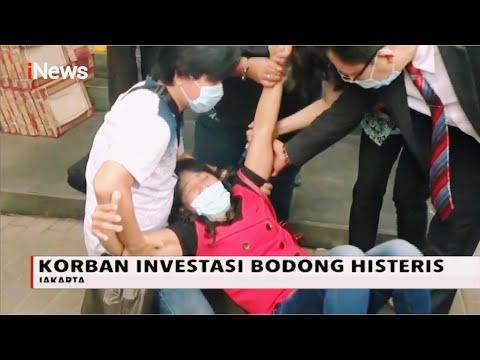Korban Investasi Bodong Histeris, Tertipu Hingga Rp160 Miliar - INews Malam 20/07
