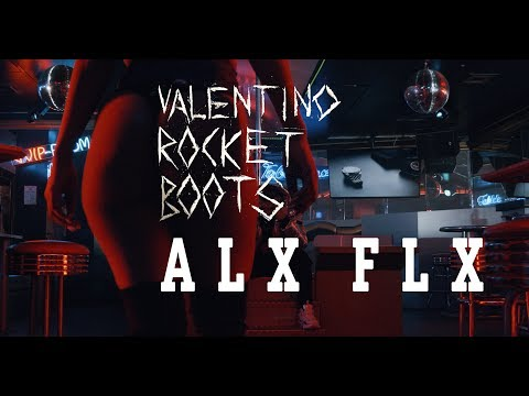 ALX FLX - Valentino Rocket Boots (Official Video) prod. by Loopkingz INSTRMNTLS on YouTube