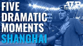 Five Dramatic Moments From Shanghai!