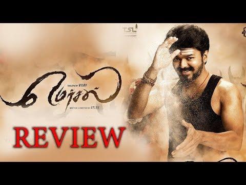 #Mersal FDFS Reactions & Review | Vijay | A.R.Rahman |Atlee | Samantha | Kajal | TamilScreenReview
