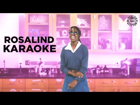 Rosalind Franklin vs. Watson & Crack - Science Karaoke