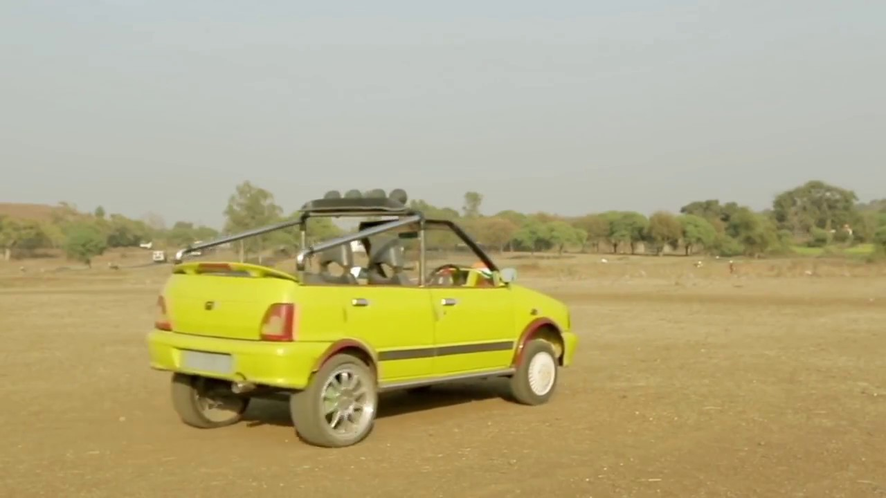 Download Raeez Makrani make water car in India which can be control using mobile