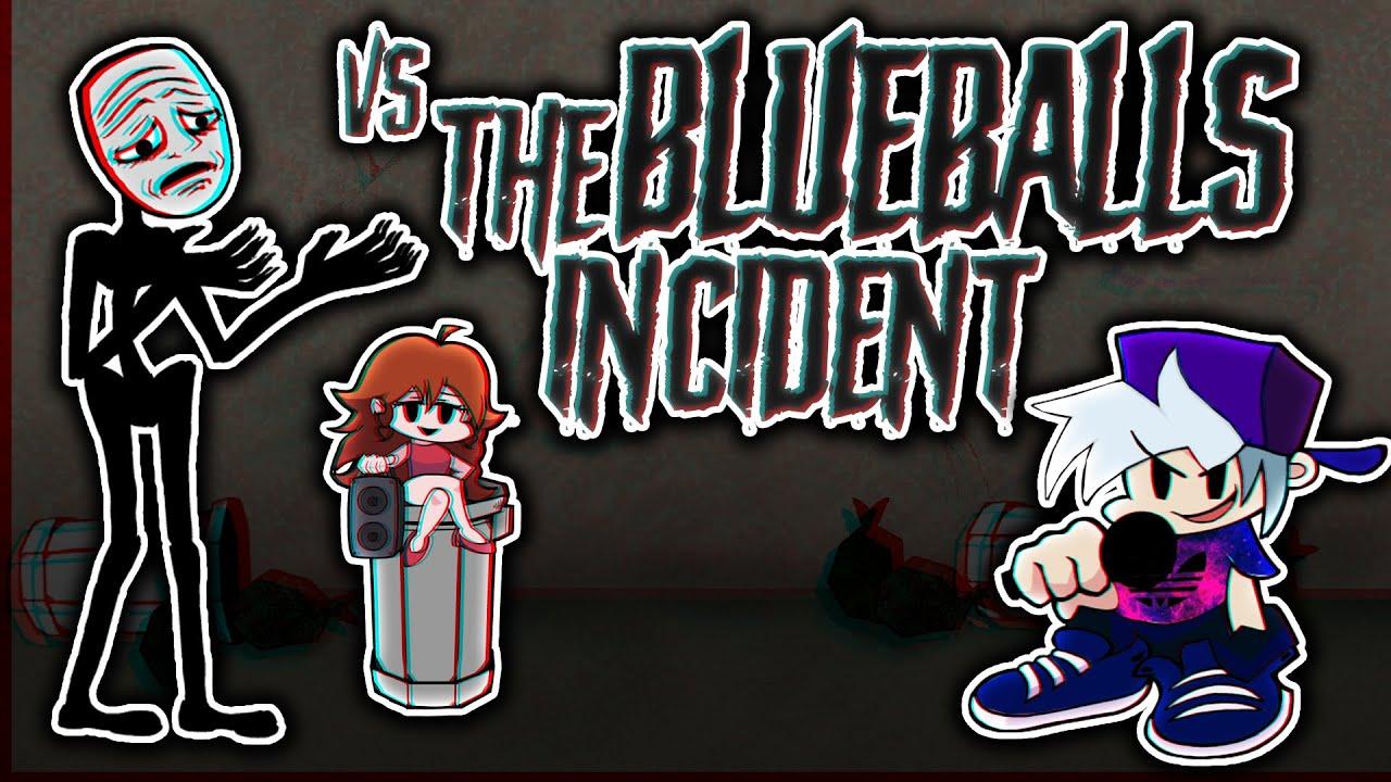 UNO DE LOS MODS MAS IMPACTANTES QUE HE JUGADO / The Blueballs Incident MOD FULL WEEK