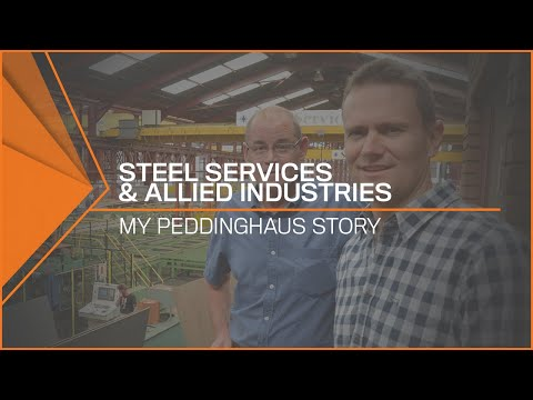 Building the Tallest Steel Headgear for the Mining Industry with Steel Services/Allied Industries