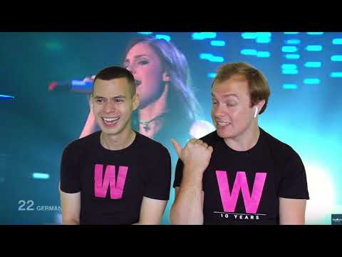 """Lena (Germany Eurovision 2010 winner) -- """"Satellite"""" review and reaction"""