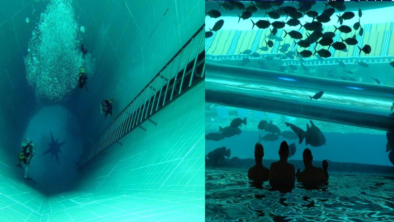 Top 5 piscinas extra as que no vas a creer que existen for 7 piscinas que no creeras que existen