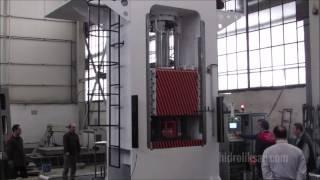 TFM: prasa hydrauliczna głębokiego tłoczenia HDD350