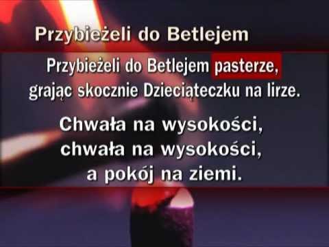 Przybieżeli do Betlejem.avi