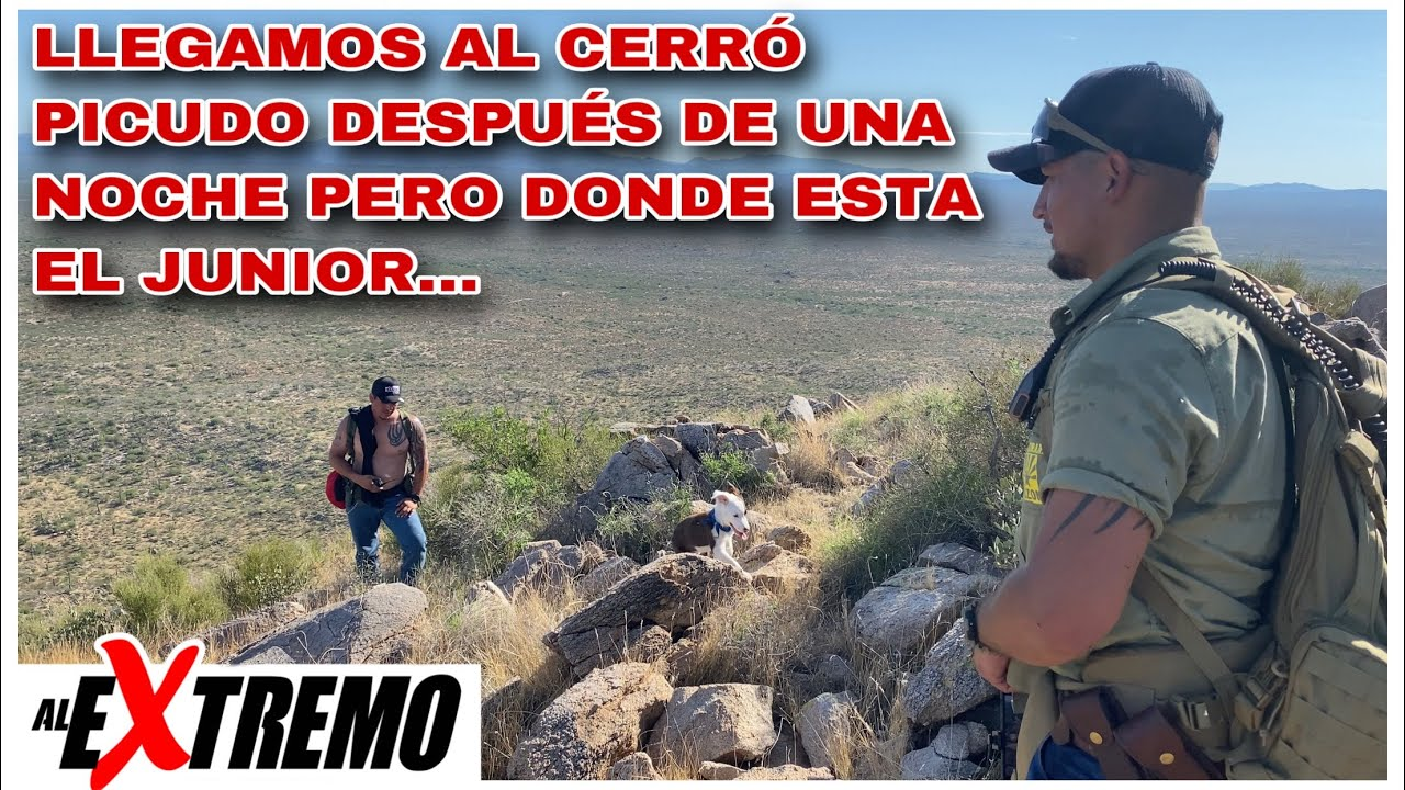 RUMBO A LA MONTAÑA PICUDA DIA Y NOCHE POR EL DESIERTO LLENO DE PELIGROS EL RECORRIDO PARTE 3 EL FIN.