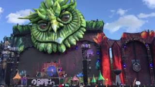 Alan Walker  ft. Iselin Solheim - Faded Dash Berlin Remix EDCNY 2016