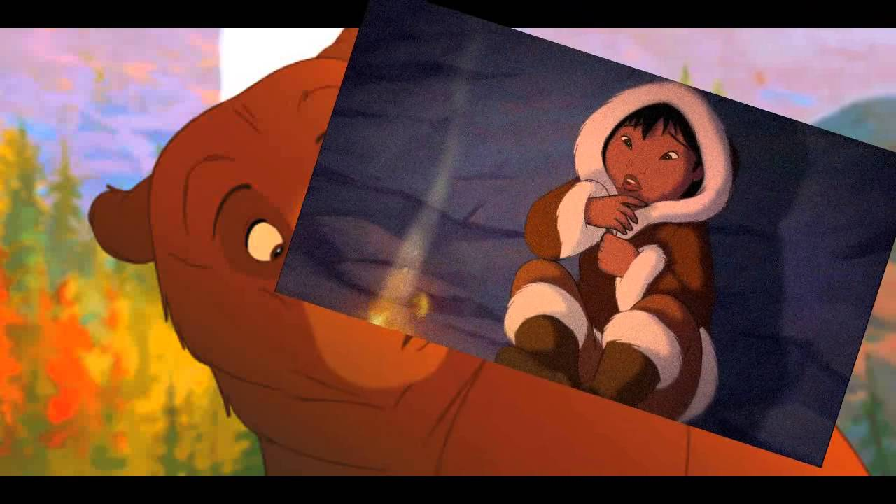 Brother bear hermano oso tierra de osos Dibujos Disney t