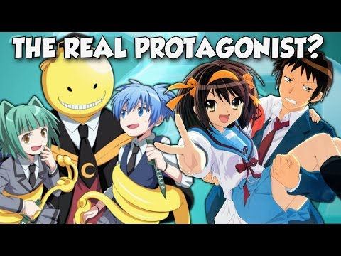 WHO REALLY IS THE ANIME'S PROTAGONIST?