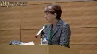 #Fukushima & #Radiation :Dr.Caldicott inTokyo.19Novカルディコット博士,衆院会館講演会