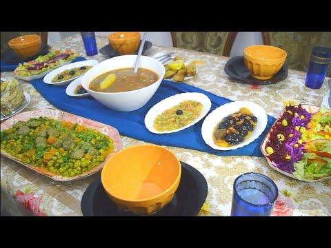 طاولة اليوم الثالث