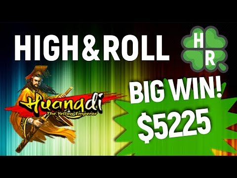 Play Huangdi The Yellow Emperor Slot Machine Online (Microgaming) - 동영상