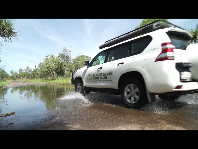 Darwin 4WD Hire Adventure at Kakadu National Park - Australian 4WD Hire