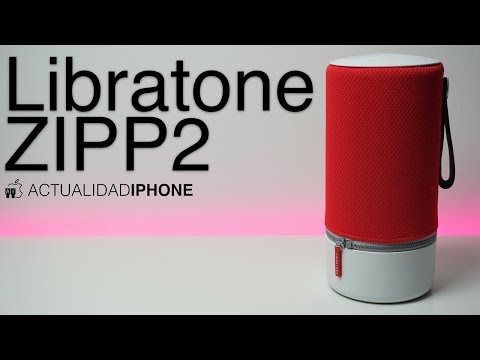 Libratone ZIPP2, un altavoz con todo lo que le puedes pedir