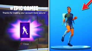 "How To UNLOCK FREE ""Boogie Down"" Emote! - New Fortnite EMOTE!"