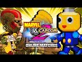 Is servbot a hidden monster  marvel vs capcom 2 online matches