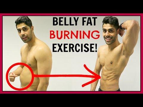belly-fat-burning-exercise---for-men-&-women