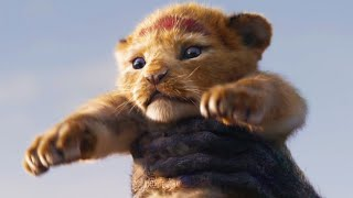 THE LION KING (2019) Official Trailer