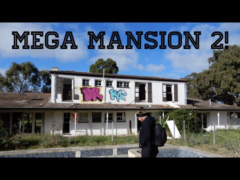 MEGA MANSION 2: Owners Skipped Town!