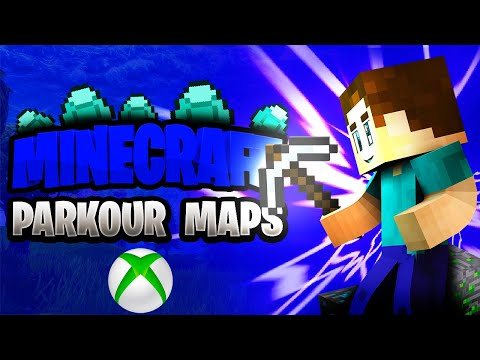 HOW TO GET PARKOUR MAPS ON MINECRAFT XBOX ONE & MCPE (Tutorial)