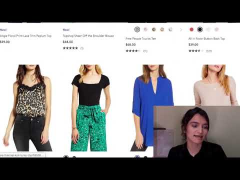 What Body Type is This?! | Nordstrom Tops thumbnail