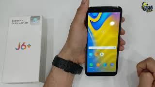 Samsung J6 plus Sm-J605 First Setup Active Insert nano Sim and Sd card- Gsm Guide