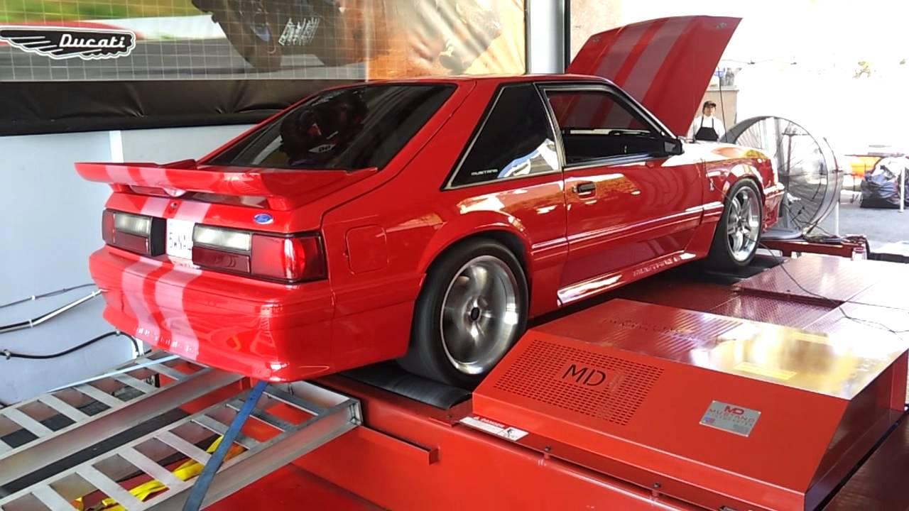1991 Mustang 5 0 302 Youtube