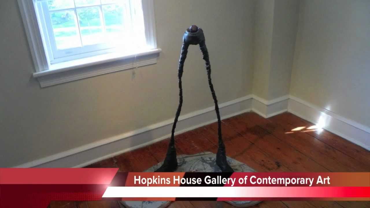 Hopkins house gallery contemporary art