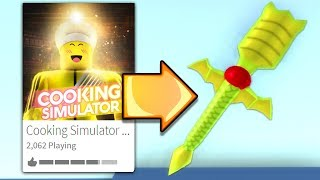 MY OWN ITEM IN TOFUU'S COOKING SIMULATOR!! (Roblox)