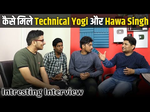 Technical Yogi And Tech Triangle Intresting Interview With Secret Questions