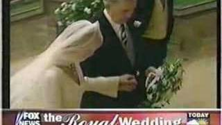 ROYAL WEDDING 1999 - Edward & Sophie (2 of 8)