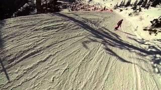Snowboarding - Chamonix - Mont Blanc - France