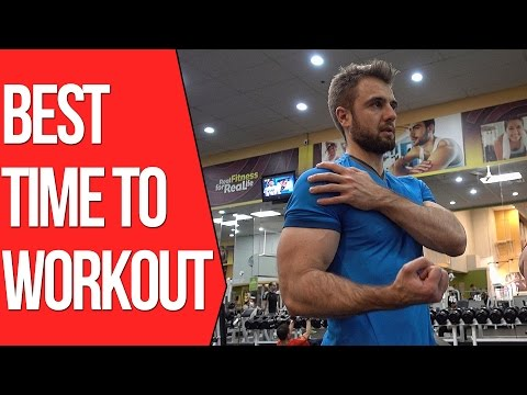 What Is The Best Time To Workout To Build Muscle