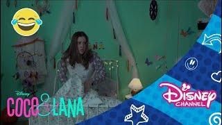 Coco & Lana: ¿En serio? Ep. 13 | Disney Channel Oficial