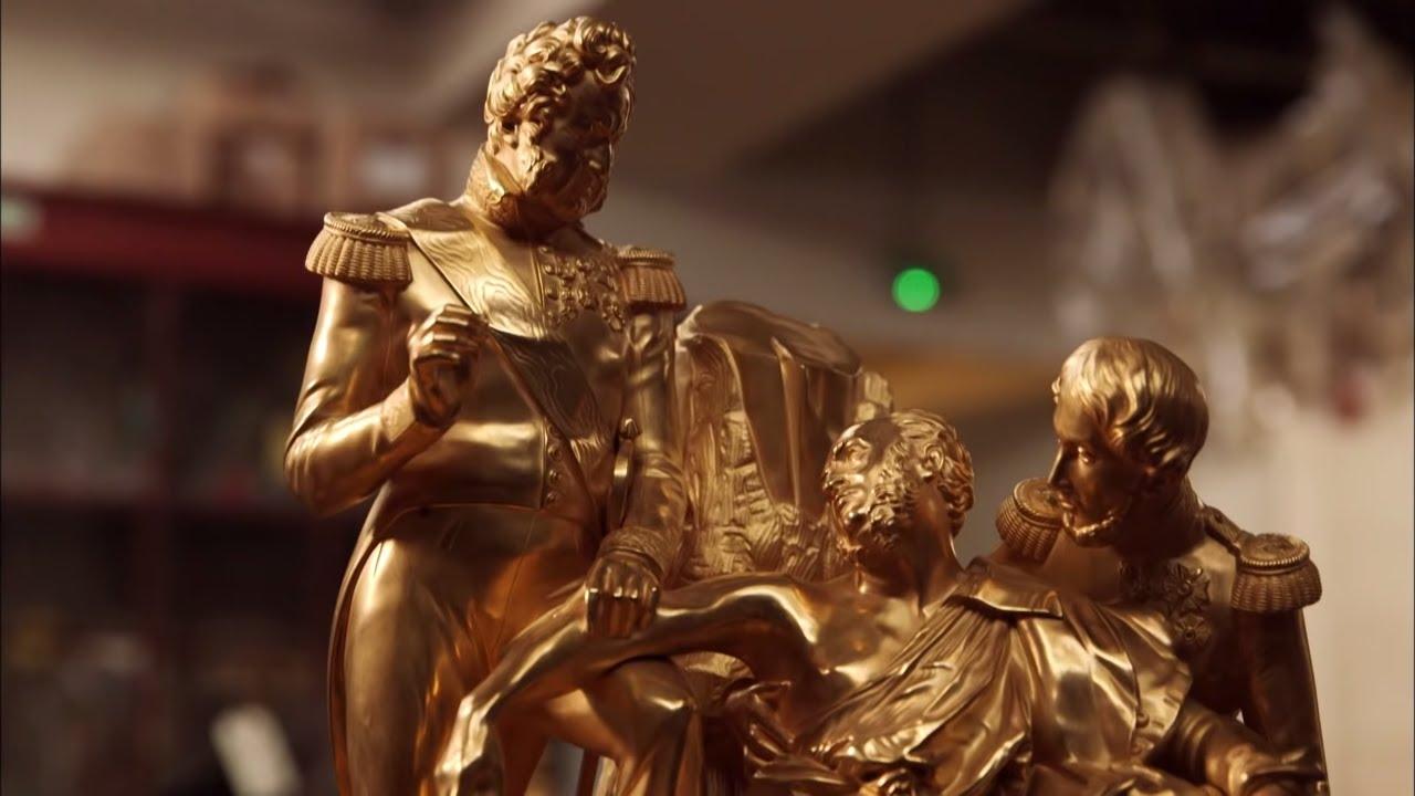Les trésors du mobilier national : Entre les murs des palais