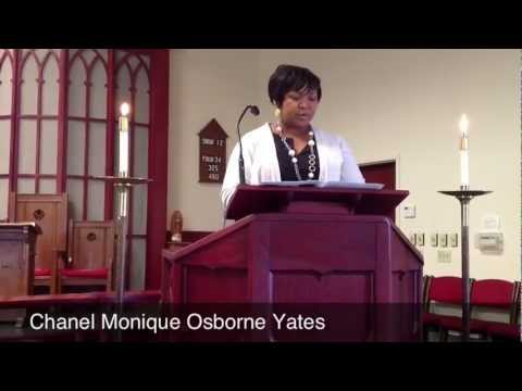 Peggy Jean Osborne Memorial August 18 2012