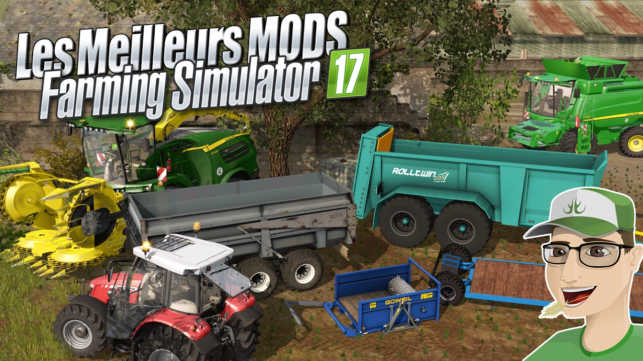 farming simulator 17 les meilleurs mods maps du moment. Black Bedroom Furniture Sets. Home Design Ideas