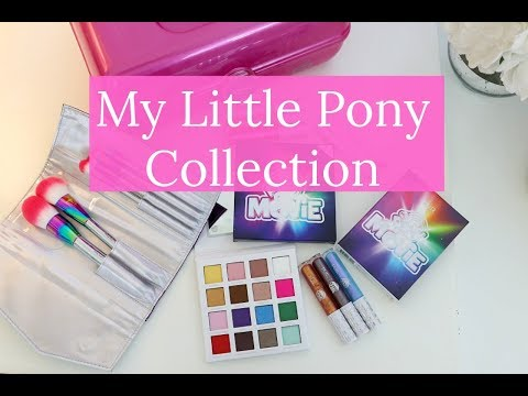 Pur Cosmetics My Little Pony Collection | Review and Swatches