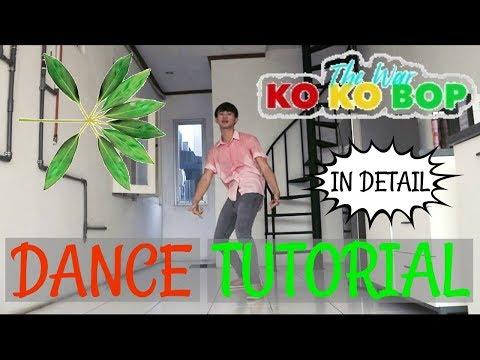 [MIRRORED] EXO - KO KO BOP DANCE TUTORIAL