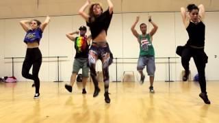 Nereida Gonzalez Watch Out For This - Major Lazer Swagger Jam Malaga