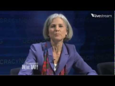 Expanding the Debate: Hear Closing Statements By Jill Stein & Rocky Anderson