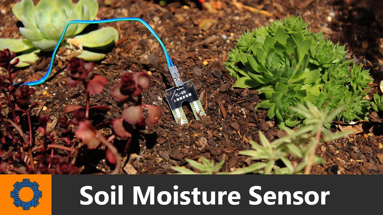 Arduino soil moisture sensor youtube for Soil moisture sensor