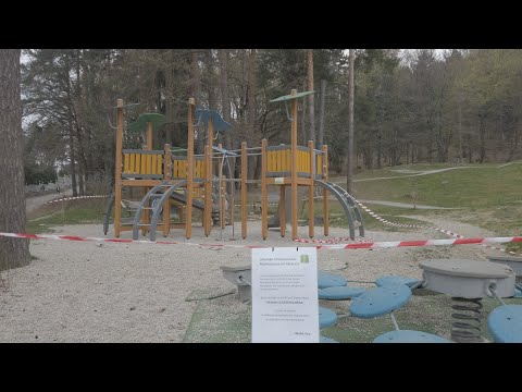 Coronavirus Covid-19 lockdown in Europe - Slovenia  #StayHome