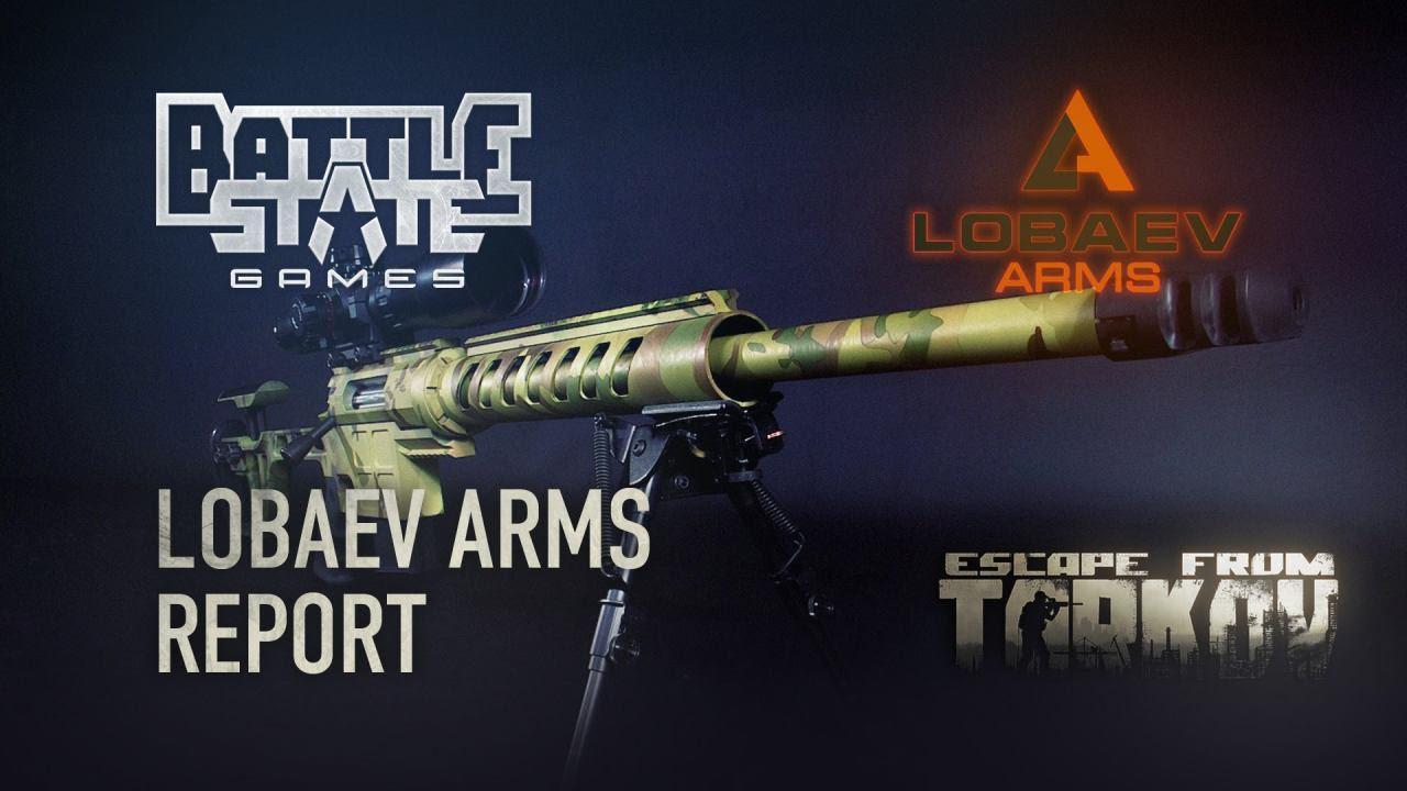 Escape from Tarkov: Best FPS Gun Customization? | RECOIL