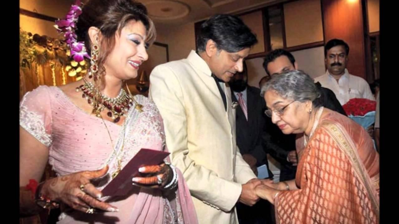 Sasi Tharoor Wedding Reception